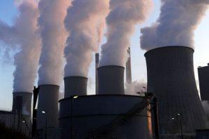 gas emission
