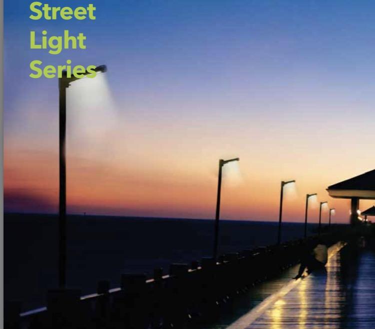 Solar Street Light Series