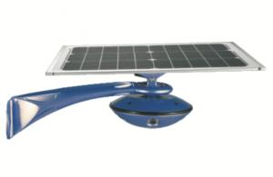 Smart Solar CCTV Light