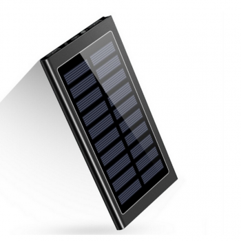 Ultra Slim Solar Power Bank