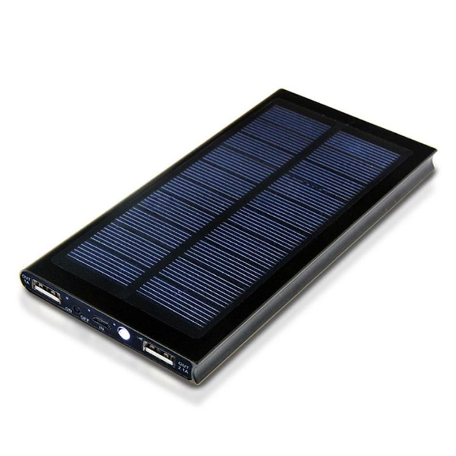ultra slim solar power bank solarmuda. Black Bedroom Furniture Sets. Home Design Ideas