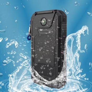 Waterproof Solar Power Bank