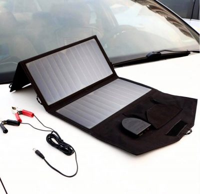 Solar Foldable Charger 18V 22W