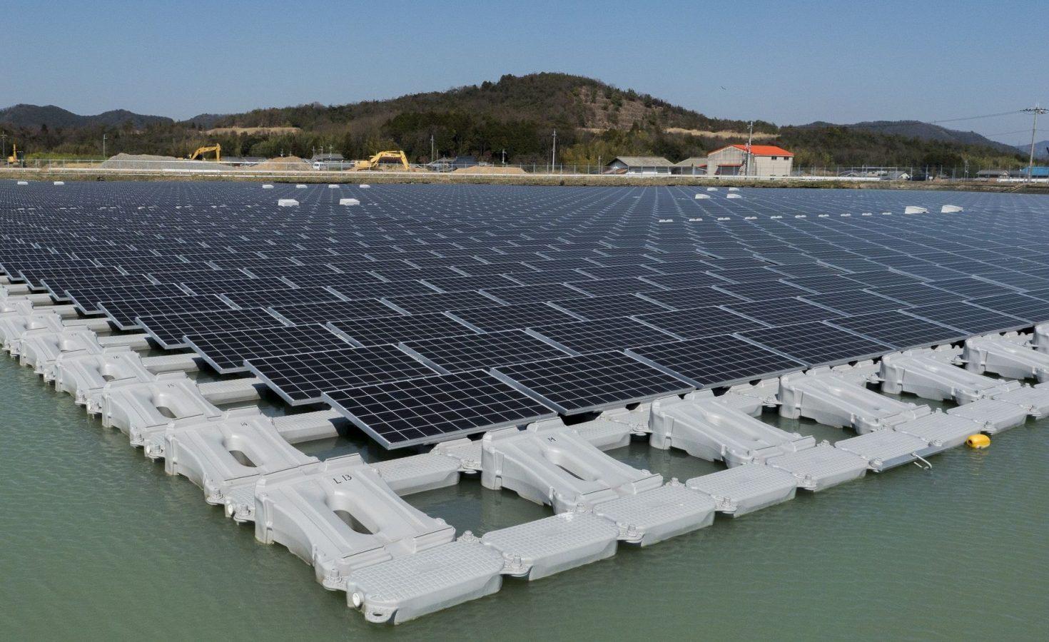 Solar Terapung