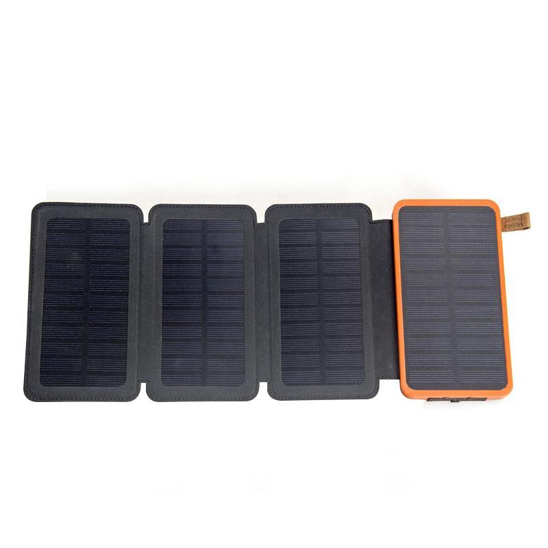 Foldable Solar Power Bank
